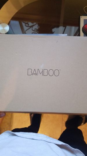 Wacom bamboo tablet new never used 100 for Sale in Las Vegas, NV