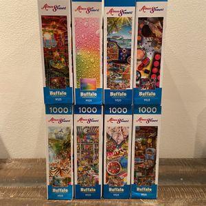 Buffalo Games Aimee Stewart Puzzles for Sale in Audubon, NJ