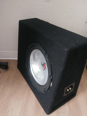 Subwoofer for Sale in San Francisco, CA