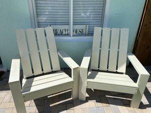 adirondack chairs for Sale in Boynton Beach, FL