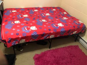 Full size mattress and bed frame for Sale in Huntington, WV
