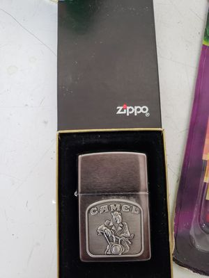 Joe camel zippo. Never used for Sale in Elk Grove, CA