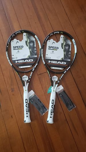 HEAD Speed rev pro tennis rackets, set of 2, brand new for Sale in TEMPLE TERR, FL