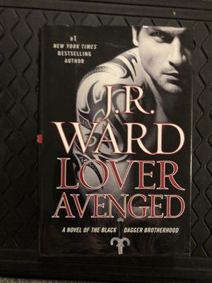 JR Ward Lover Avenged, Black Dagger Brotherhood Book for Sale in Carol Stream, IL
