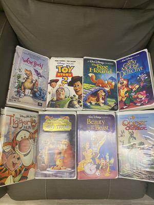 Disney Black Diamond (VHS) for Sale in Midland, TX