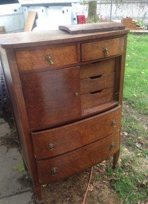 Antique dresser on wheels for Sale in Boston, MA