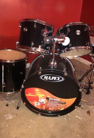 Mapex Voyager Drum Set...Pickup Fort Washington for Sale in Fort Washington, MD