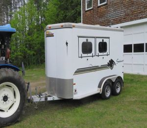 The H0RSE Trailer Interior And Exterior Is Beautiful.$10OO.0O for Sale in Raleigh, NC