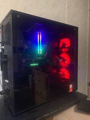 Custom build gaming pc for Sale in Vidor, TX