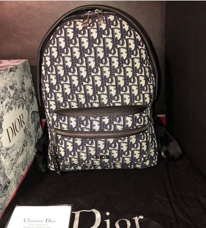 Authentic Dior backpack for Sale in Atlanta, GA