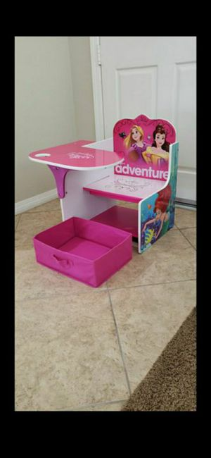 Disney Princess Desk Chair for Sale in Palmdale, CA