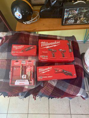 Brand new Milwaukee M12 bundle for Sale in Fresno, CA