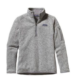 Men's Half-zip Patagonia sweater for Sale in ROXBURY CROSSING, MA