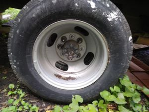 Chevy Dually wheels from a 2015 chevy 3500 box truck for Sale in St. Louis, MO