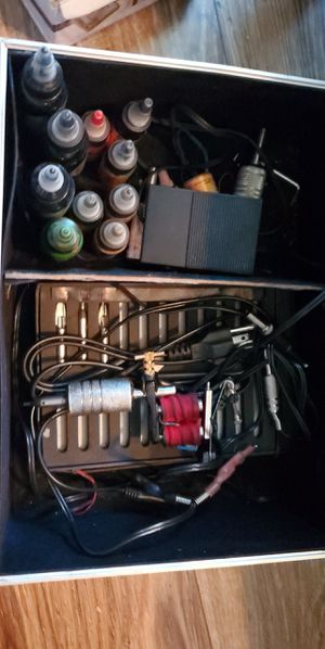 Tattoo machine for Sale in San Angelo, TX