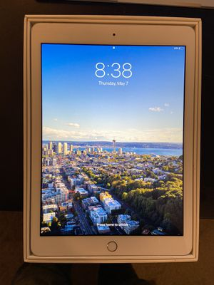 iPad 6th Generation for Sale in Seattle, WA