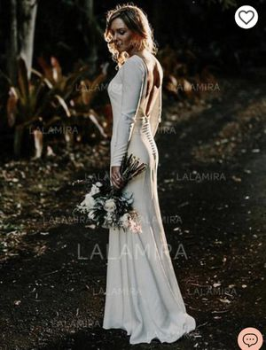 LaLaMira Wedding Dress for Sale in Martinez, CA