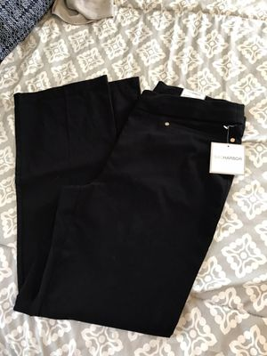 Brand new size 16 Sag Harbor stretchy dress pants for Sale in Lakewood, CA
