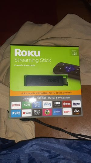 ROKU with controller for Sale in Los Angeles, CA