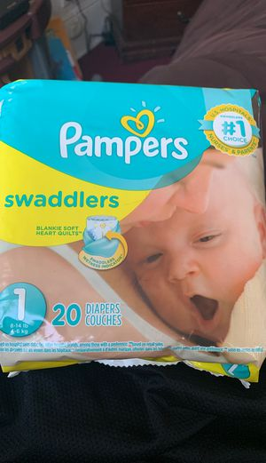 Pampers swaddlers for Sale in Queens, NY