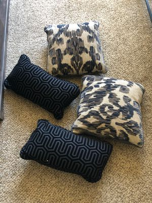 Couch Pillows for Sale in Phoenix, AZ