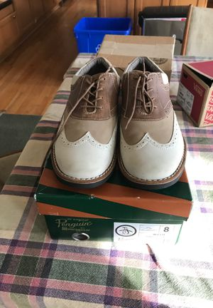 Penguin Dress Shoes 120 org Size 8-8.5 for Sale in Rockville, MD