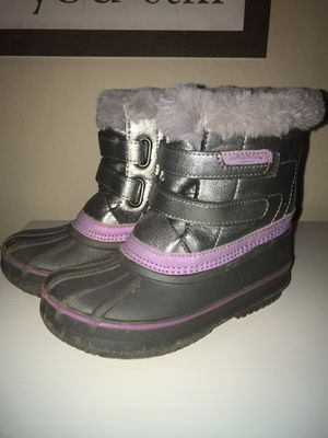 Kids Snow Boots size 12 for Sale in Fort Worth, TX
