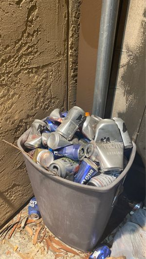 Free cans for Sale in San Diego, CA