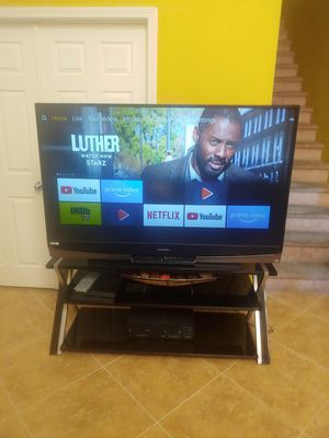 MITSUBISHI 60 INCHES TV REAR PROJECTION for Sale in Las Vegas, NV