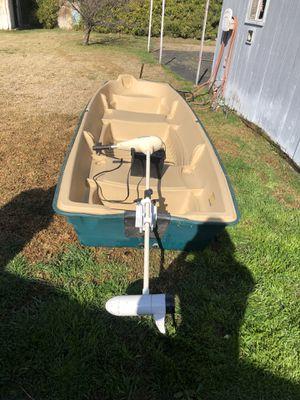 12 ft Jon Boat for sale, $600 OBO. for Sale in La Verne, CA