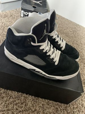 Retro Air Jordan Oreo 5's Size 11 for Sale in Federal Way, WA