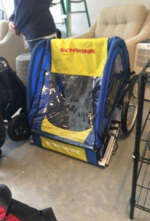 Bike trailer for 2 kids for Sale in Cumming, GA