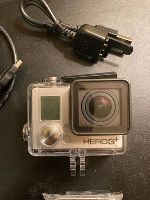 GoPro Hero 3+ for Sale in Phoenix, AZ