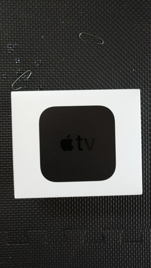 Apple TV 4K (Box Only) for Sale in Alameda, CA
