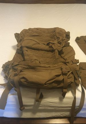 Marine corps ruck bag for Sale in Sioux City, IA