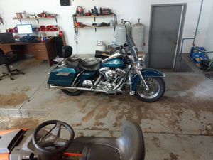 04 Harley road king for Sale in Ripon, WI