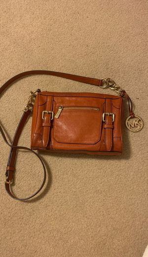 Orange Michael Kors Purse for Sale in Fairview Heights, IL