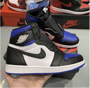 Jordan 1 royal toe (read description) for Sale in Chesterfield, MO