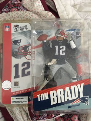 McFarlane toys Tom Brady for Sale in Spring Hill, FL