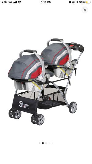 Baby trend stop and go double stroller for Sale in Union City, CA