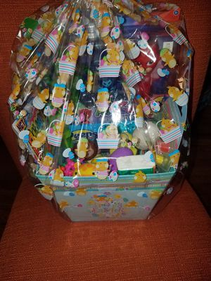 Easter basket for kids for Sale in Wyckoff, NJ