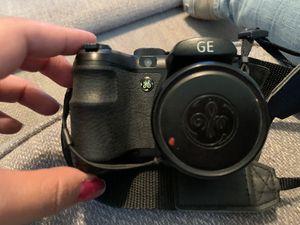 GE DSLR camera for Sale in Glendale, AZ