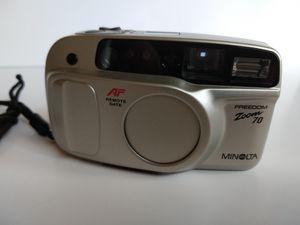 Minolta Freedom Zoom 70 35mm camera for Sale in Bonney Lake, WA