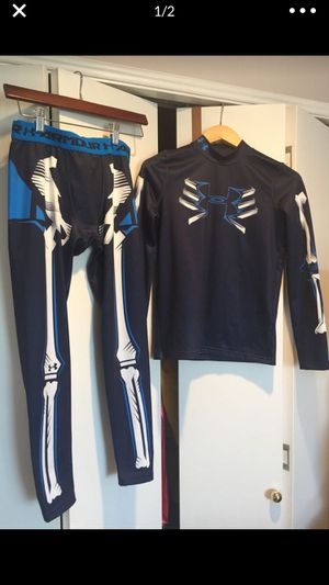 UA Skeleton Design Youth Large for Sale in Federal Way, WA