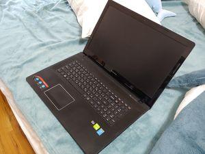 "Lenovo z7080 laptop (17"", i7 5gen, gf840m GPU, 8gb RAM, 240 SSD+1tb HDD) for Sale in Chicago, IL"