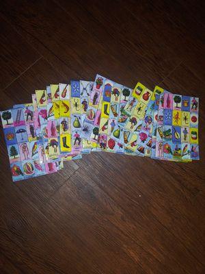 $50 centavos cada carta tengo listas mas 130 ahorita for Sale in Dallas, TX
