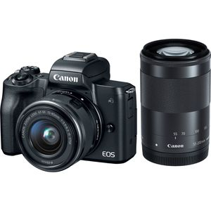 NO CREDIT NEEDED!!! CANON EOS M50 MIRRORLESS DIGITAL CAMERA WITH 15-45MM LENSE TAKE IT HOME TODAY WITH ONLY $39 DOWNPAYMENT for Sale in Los Angeles, CA