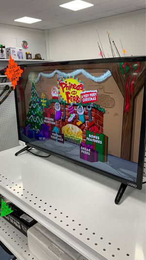 32 inch Visio Smart TV 99.99 for Sale in Hudson, FL