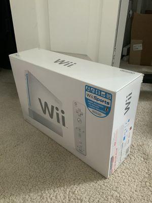 Nintendo Wii Gaming Console for Sale in Manassas, VA