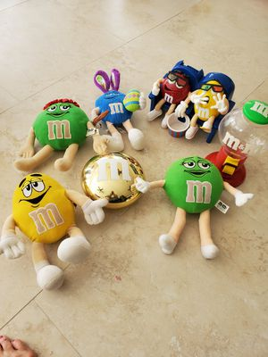 14 assorted M&Ms all $20 for Sale in West Palm Beach, FL